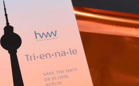 Triennale Kultur-Event Berlin, Frankfurt