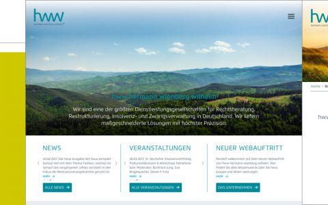 Website Unternehmensberatung